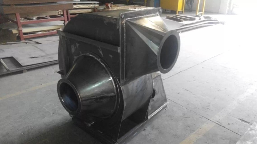 Direct Drive Centrifugal Exhaust Fans : High pressure centrifugal fan direct drive leesii