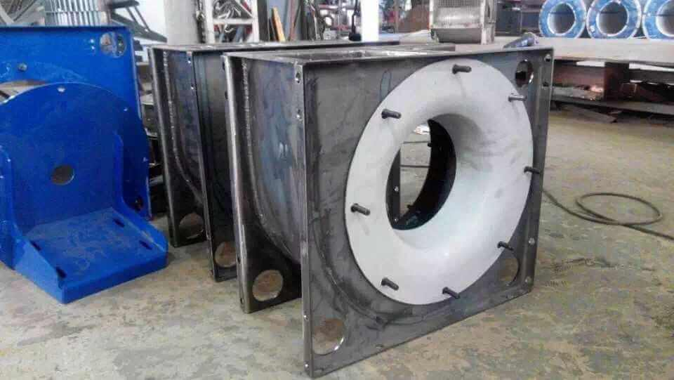 Direct Drive Centrifugal Exhaust Fans : Centrifugal blower housing leesii