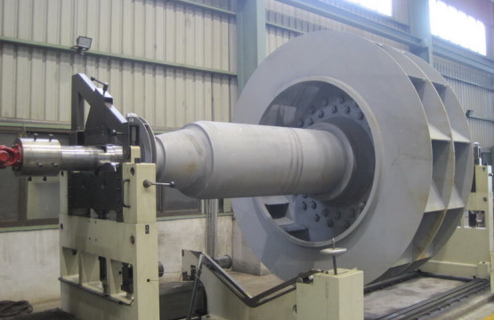 Types Of Industrial Blowers : Leesii fans and blowers
